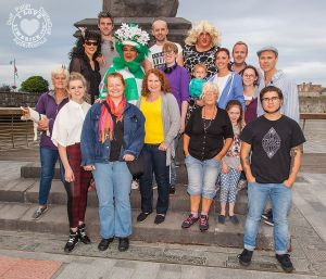 Limerick Pride Promo Video Crew