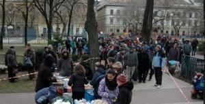 Budapest Hete Betevo Crowd