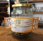 Budapest Heti Betevo Donation Jar